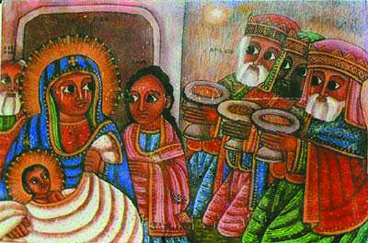 Nativité-georgian