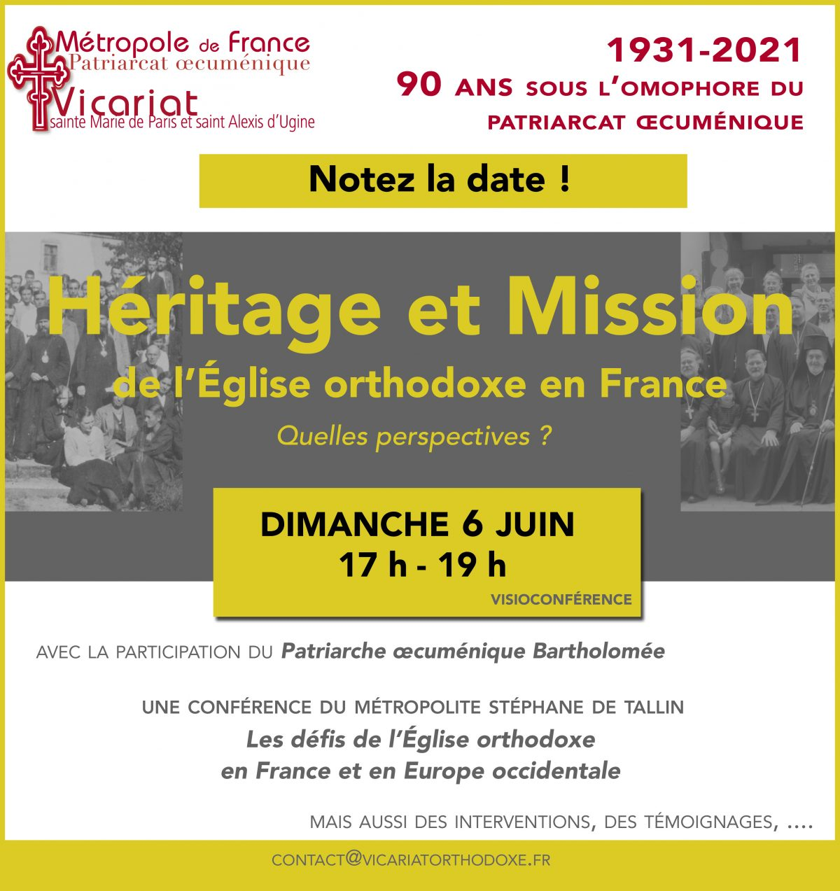 Annonce Date 90 ans