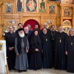 clergé et higoumène