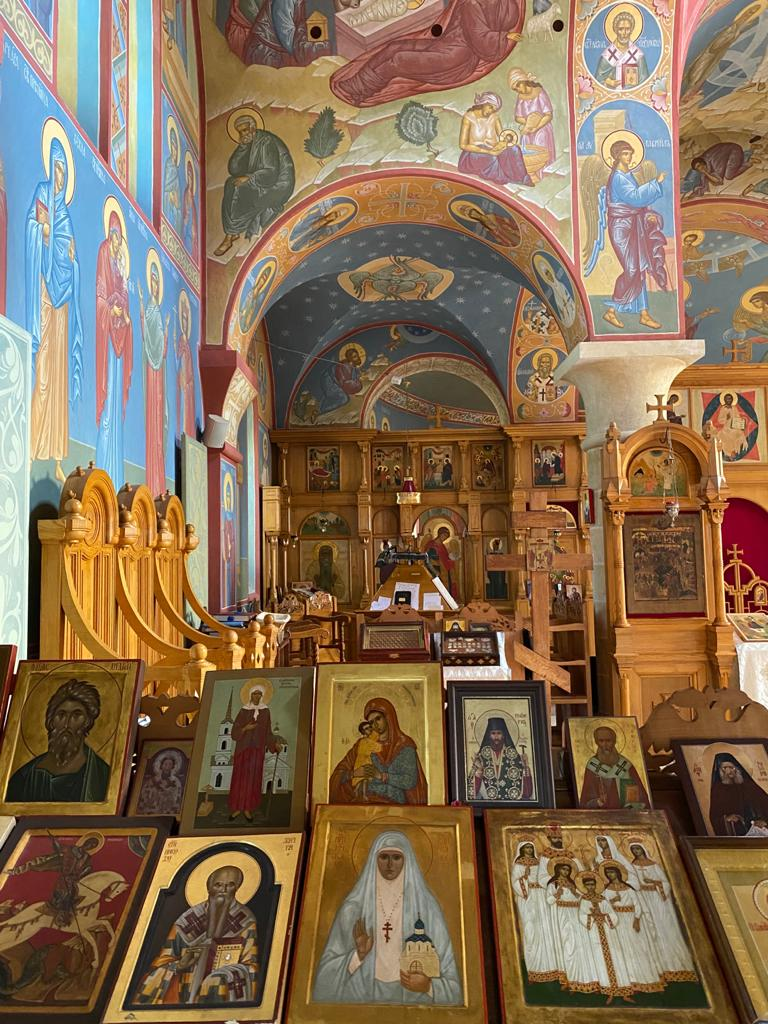 eglise monastère